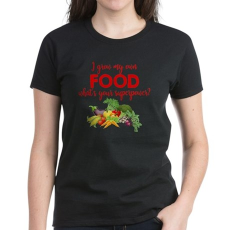 T Cafepress Shirts Sustainable T Sustainable Food Shirts Food L3R4j5qA