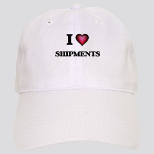 I Love Shipments Cap