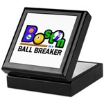Boston Ball Breaker Keepsake Box