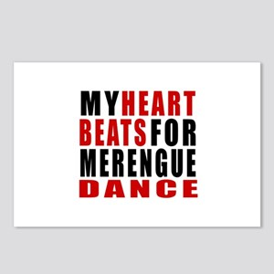 My Heart Beats For Mereng Postcards (Package of 8)