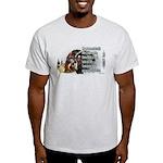 Turkey Talk Light T-Shirt