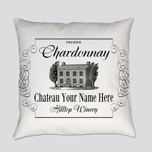Classic Custom Chardonnay Everyday Pillow
