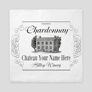 Classic Custom Chardonnay Queen Duvet