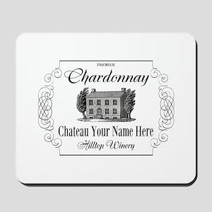 Classic Custom Chardonnay Mousepad