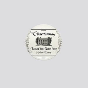 Classic Custom Chardonnay Mini Button