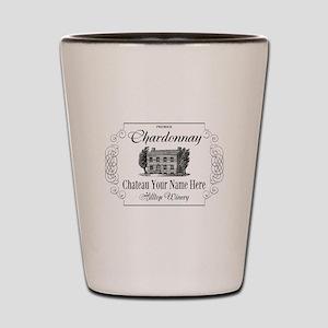 Classic Custom Chardonnay Shot Glass