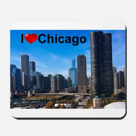 Chicago 2 Mousepad