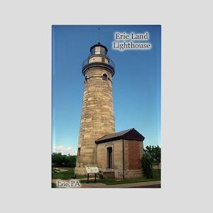Erie Land Lightouse Magnets
