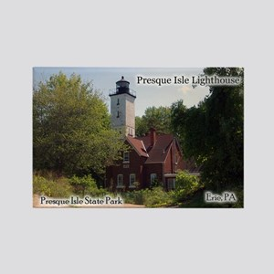 Presque Isle Lighthouse Erie Pa Magnets