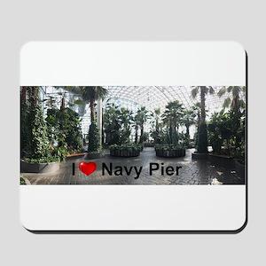 Navy Pier 1 Mousepad