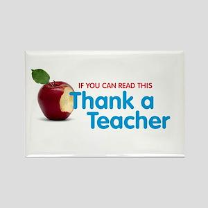 Thank a Teacher Magnets