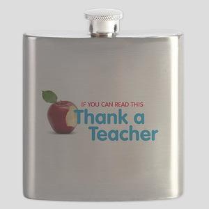 Thank a Teacher Flask