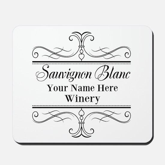 Sauvignon Blanc Mousepad