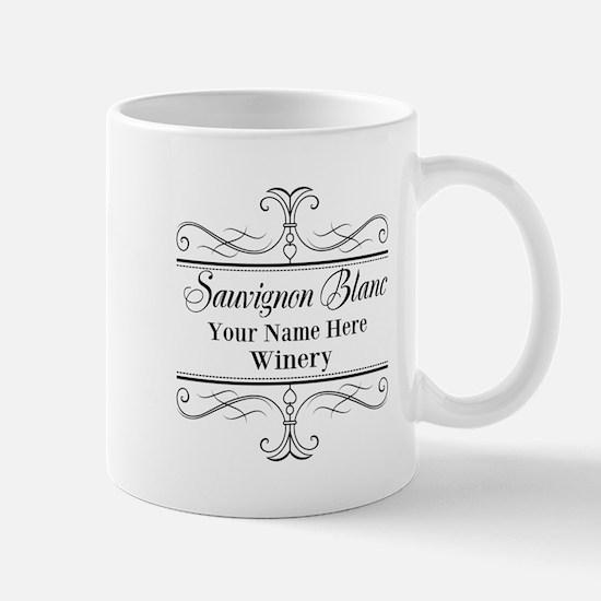 Sauvignon Blanc Mugs