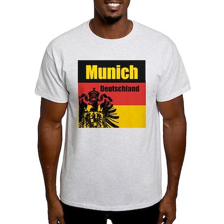Munich Deutschland Light T-Shirt