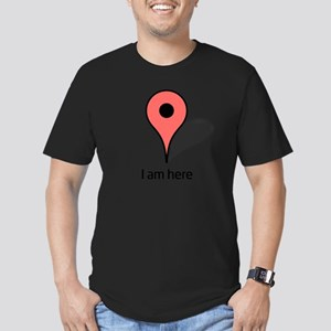Google Map marker T-Shirt