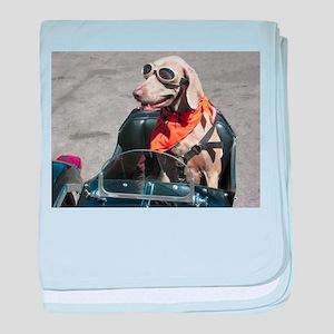 Easy Rider baby blanket