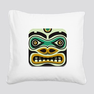 TRIBUTE Square Canvas Pillow