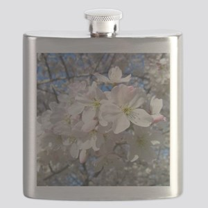 Cherry Blossom Blush Flask