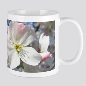 Cherry Blossom Blush Mugs