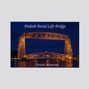 Duluth Aerial Lift Bridge, Duluth, Mn Magnets