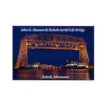 Duluth Aerial Lift Bridge & John G Munson Magn