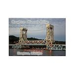 Houghton - Hancock Bridge Magnets