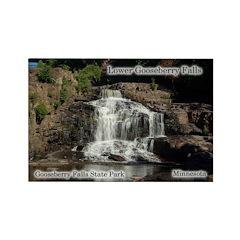 Lower Gooseberry Falls Magnets