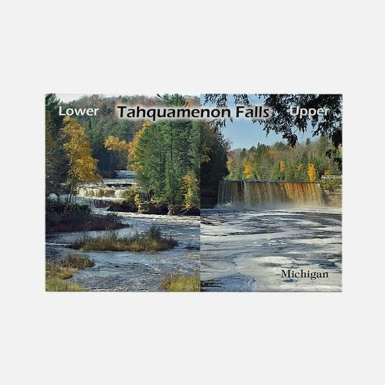 Upper & Lower Tahquamenon Falls Magnets