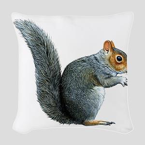 FORAGE Woven Throw Pillow