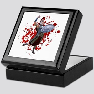 Blood Knight Keepsake Box