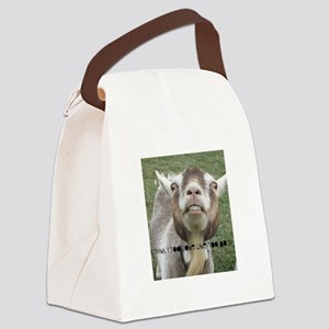 Highwired Goat Canvas Lunch Bag