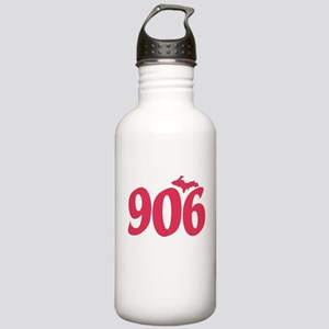 906 Yooper UP Upper Pe Stainless Water Bottle 1.0L