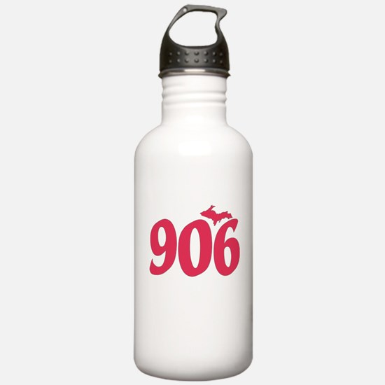 906 Yooper UP Upper Pe Water Bottle