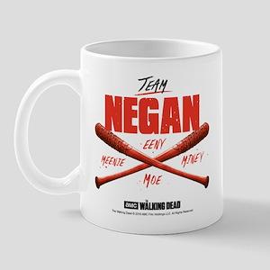 Team Negan Walking Dead Mug Mugs
