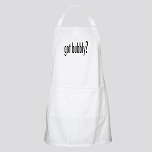 got bubbly? BBQ Apron