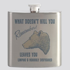 What Doesn't Kill You Flask