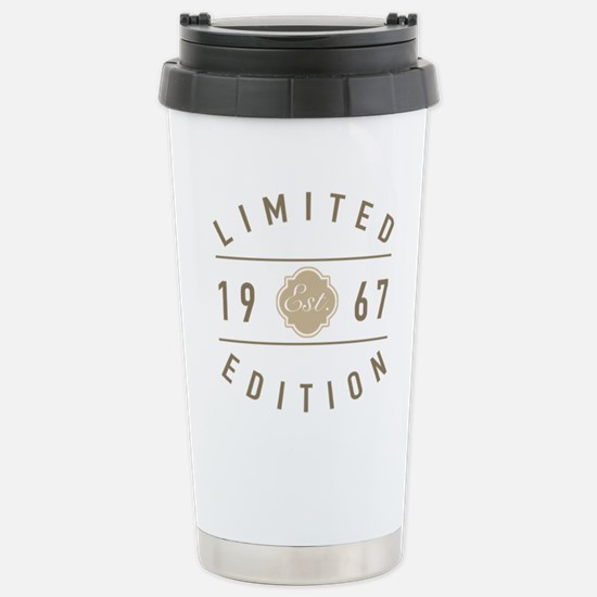 1967 Limited Edition Stainless Steel Travel Mug