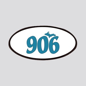 906 Yooper Blue Patch