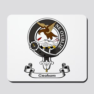 Badge - Graham Mousepad