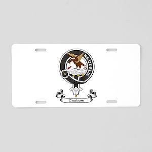Badge - Graham Aluminum License Plate
