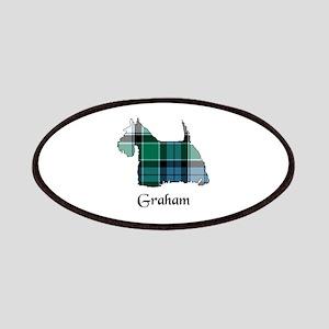 Terrier-Graham dress Patch