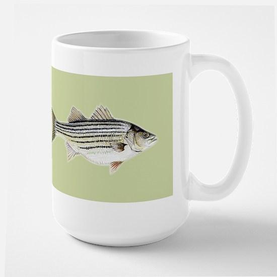Striper Large Mug