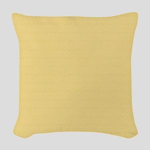 Joy Christmas Woven Throw Pillow