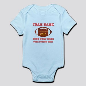 Football Personalized Body Suit