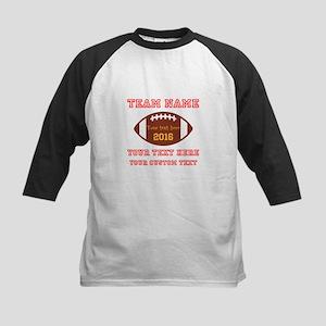 Football Personalized Baseball Jersey
