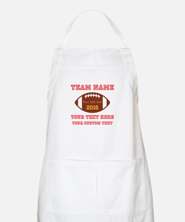 Football Personalized Apron
