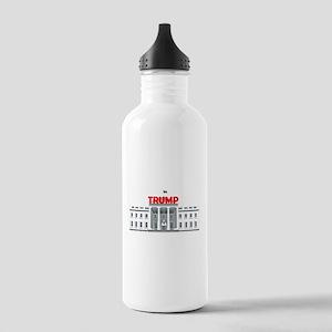 Trump White House Water Bottle