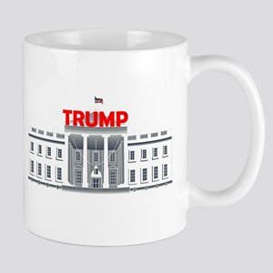 Trump White House Mugs