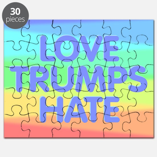 Love Trumps Hate Puzzle